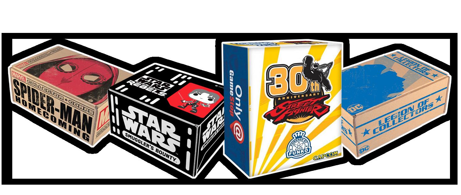 micromania box pop