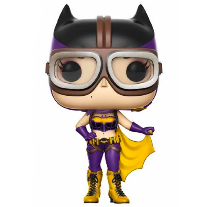 batwoman figurine pop