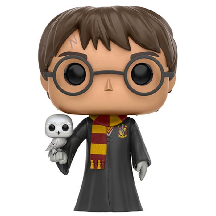 Figurine Harry Potter Et Hedwig Harry Potter 31 Funko Pop