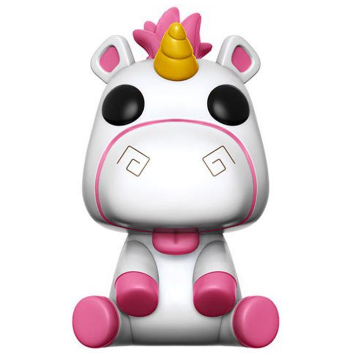 Figurine fluffy moi moche et m chant 3 funko pop - Dessin de moi moche et mechant ...