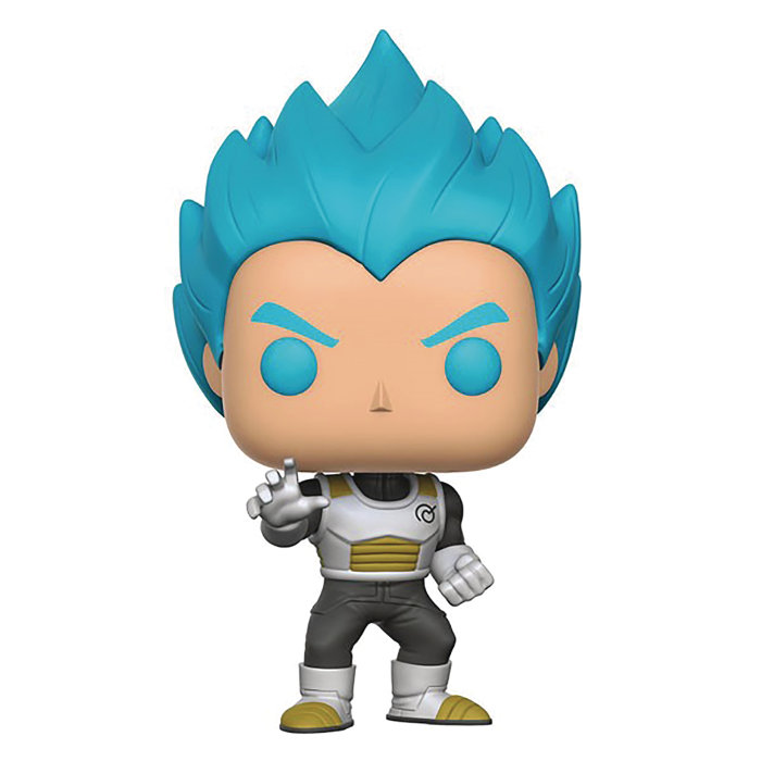 Figurine Super Saiyan God Super Saiyan Vegeta Dragonball Z