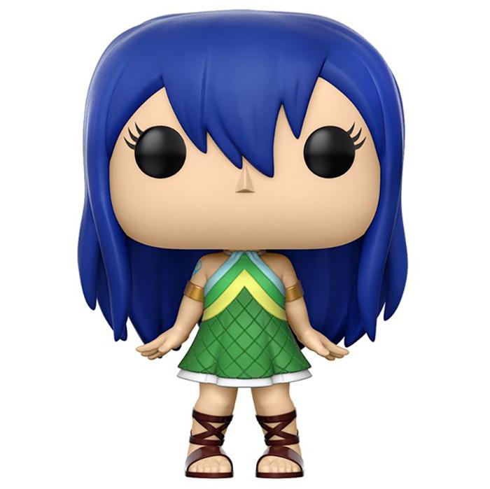 figurine pop erza