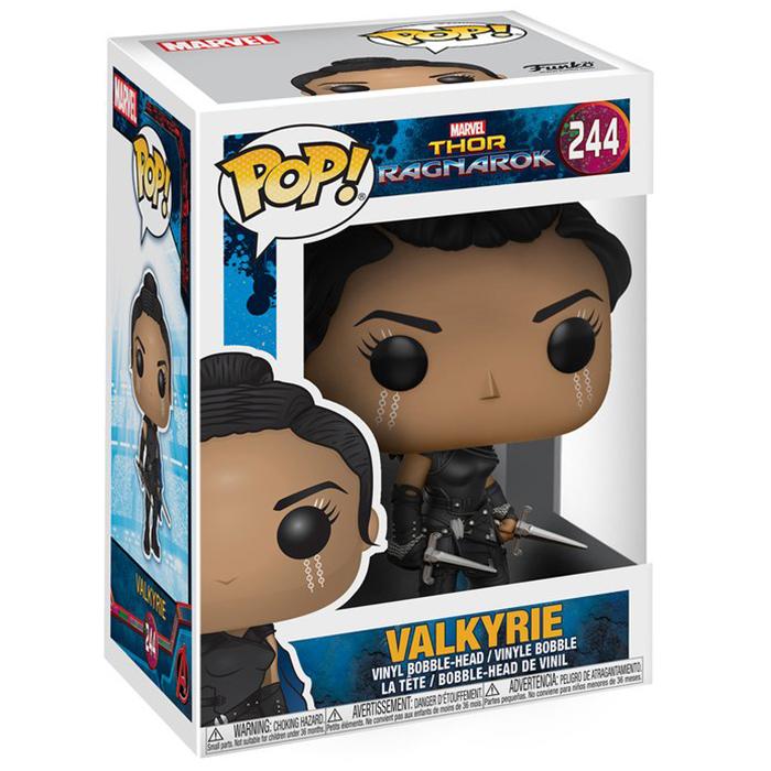 Figurine Valkyrie Thor Ragnarok 244 Funko Pop
