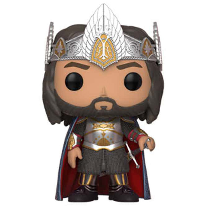 THE LORD OF THE RINGS 531 FUNKO POP ARAGORN