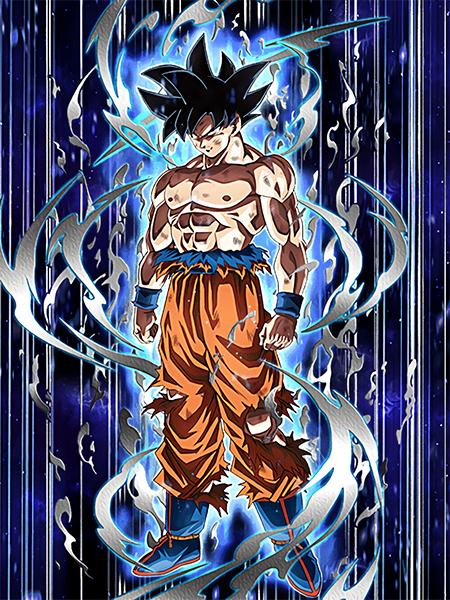 Figurine Goku Ultra Instinct Dragon Ball Super 386