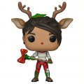 Figurine Funko Pop Red Nose Raider (Fortnite)