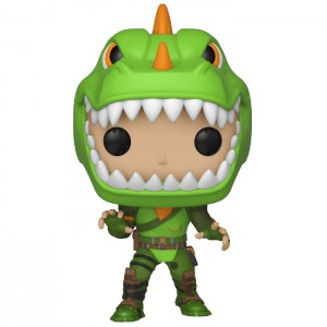 Figurine Funko Pop Rex (Fortnite)