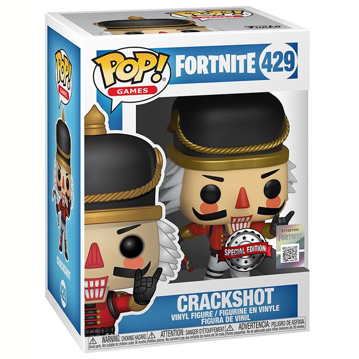 fortnite Figurine Funko Figurine Pop fortnite fortnite Pop Crackshot Figurine Crackshot Funko Funko Figurine Crackshot Pop rfq7r