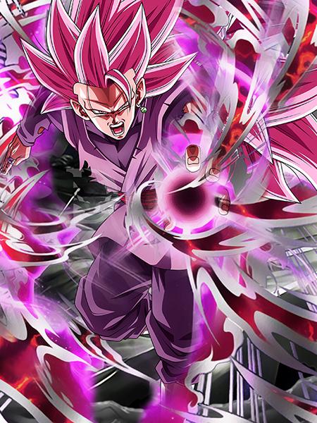Funko Pop Figurine Super Saiyan Rose Goku Black Dragon Ball