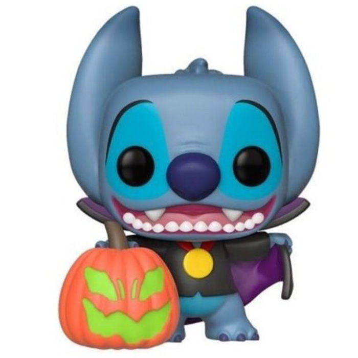 Figurine Halloween Stitch Lilo Stitch 605 Funko Pop