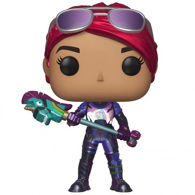 Figurine Funko Pop Brite Bomber Metallic (Fortnite)