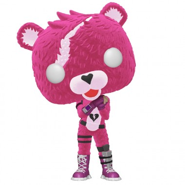 Figurine Funko Pop Cuddle Team Leader flocked (Fortnite)