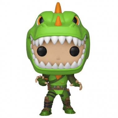 Figurine Funko Pop Rex Glows In The Dark (Fortnite)