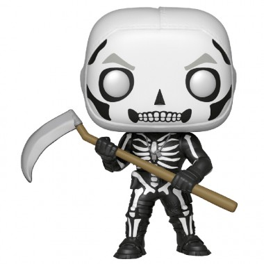 Figurine Funko Pop Skull Trooper Glows In The Dark (Fortnite)