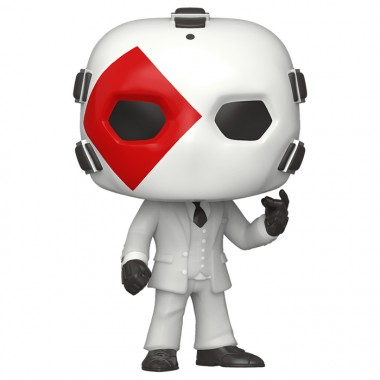 Figurine Funko Pop Wild Card (Fortnite)