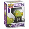 Figurine Funko Pop Ghoul Trooper (Fortnite) dans sa boîte