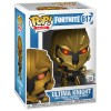 Figurine Funko Pop Ultima Knight (Fortnite) dans sa boîte