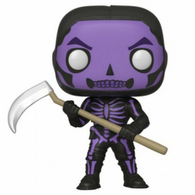 Figurine Funko Pop Skull Trooper purple (Fortnite)