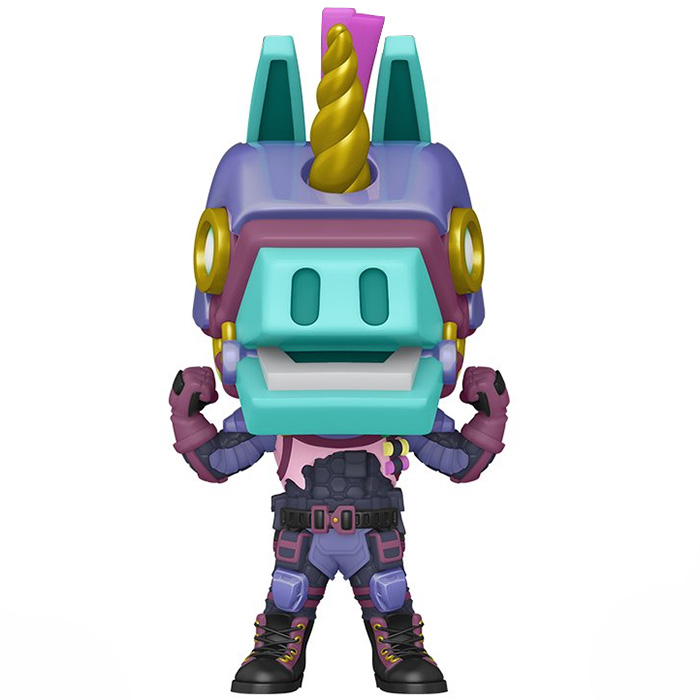 Figurine Funko Pop Bash glows in the dark (Fortnite)