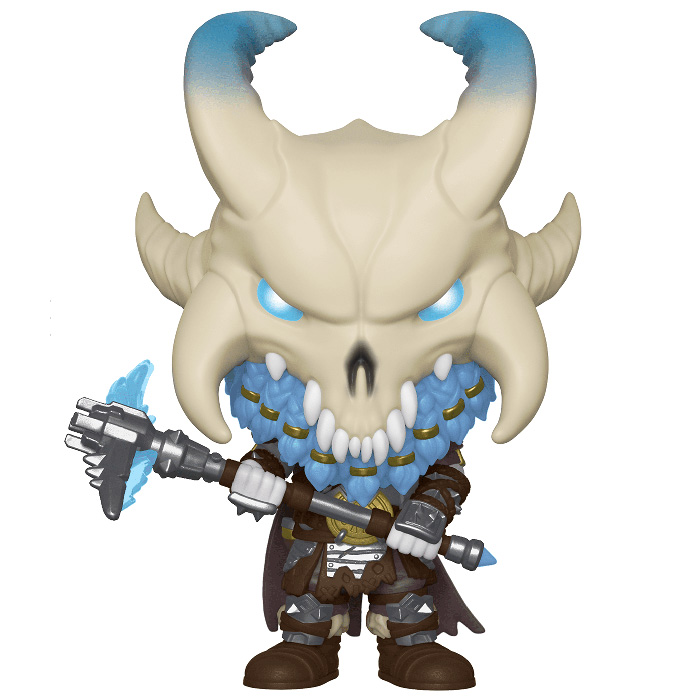 Figurine Funko Pop Ragnarok glows in the dark (Fortnite)