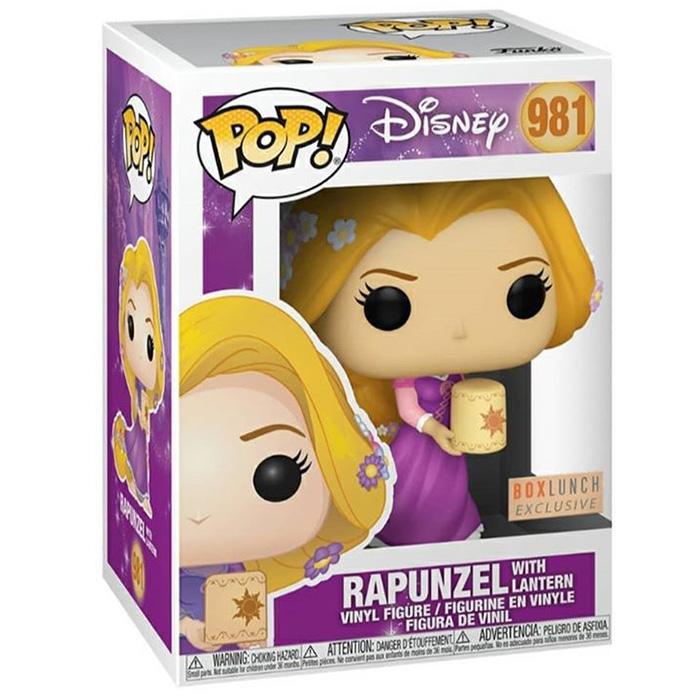 Disney-Raiponce avec lanterne POP Vinyl Figure *** Pré-commande ***