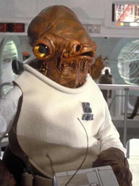 Figurine admiral ackbar star wars funko pop - Personnage de starwars ...
