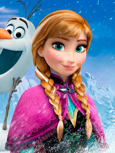 Figurine anna la reine des neiges funko pop - Princesse anna reine des neiges ...