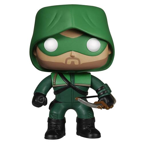Les figurines de la serie TV Arrow  Figurine Collector
