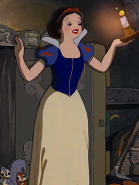 Figurine Snow White Blanche Neige 08 Funko Pop