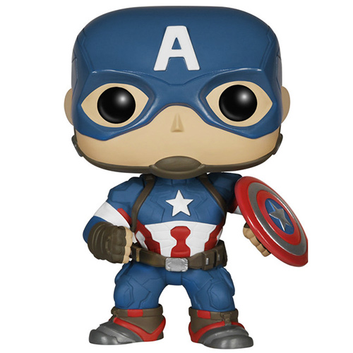 Figurine Captain America Avengers Age Of Ultron Funko Pop