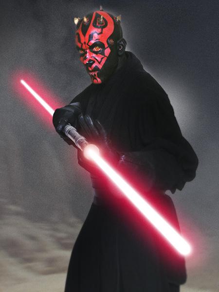 Figurine Darth ... Zabrak Jedi And Sith