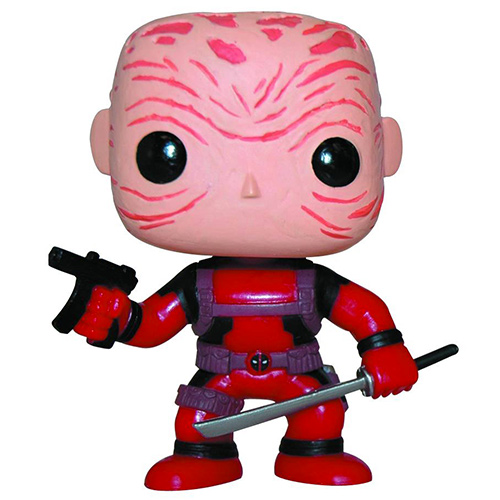 Figurine Deadpool Pop