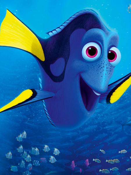 Nº 192 - Disney-trouve Dory: Dory Funko Pop NOUVEAU /& NEUF dans sa boîte