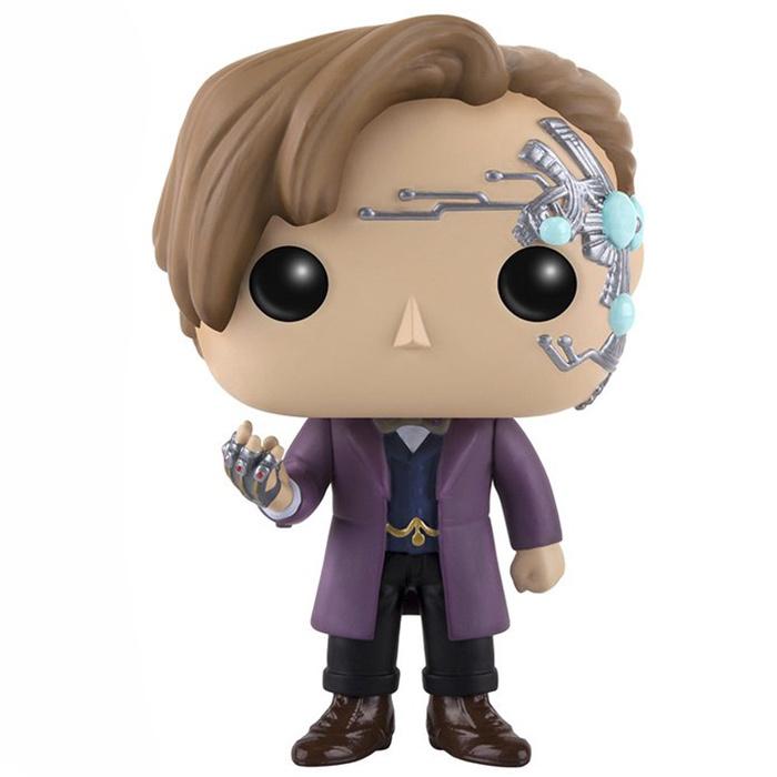 figurine pop doctor who