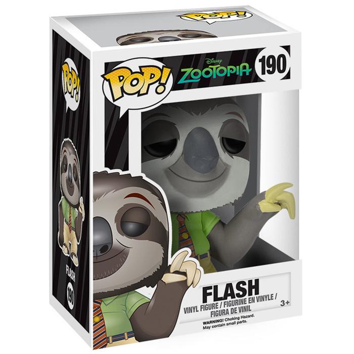 figurine pop zootopia