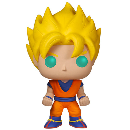 Figurine Goku Super Saiyan Dragon Ball Z Funko Pop