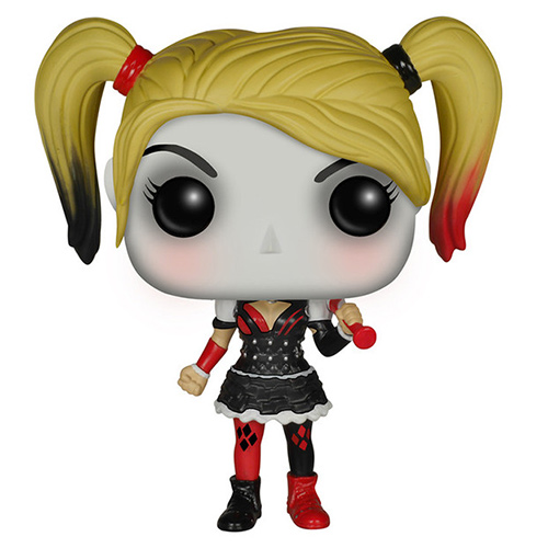 Figurine Harley Quinn Batman Arkham Knight Funko Pop