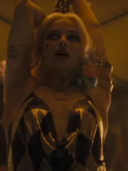 Une Harley Quinn particulièrement élégante