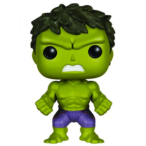 Figurine Hulk Avengers Age Of Ultron Funko Pop