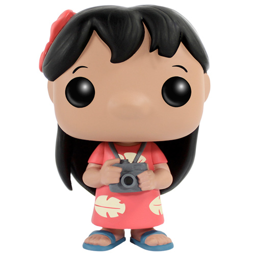 Figurine Lilo Lilo Et Stitch 124 Funko Pop
