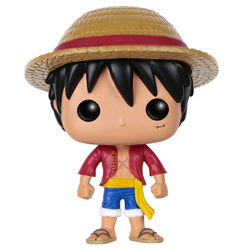 Figurine Monkey D Luffy One Piece Funko Pop