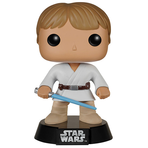 figurine luke skywalker tatooine star wars funko pop. Black Bedroom Furniture Sets. Home Design Ideas