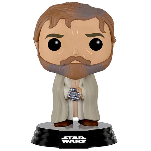 figurine luke skywalker the force awakens star wars funko pop. Black Bedroom Furniture Sets. Home Design Ideas
