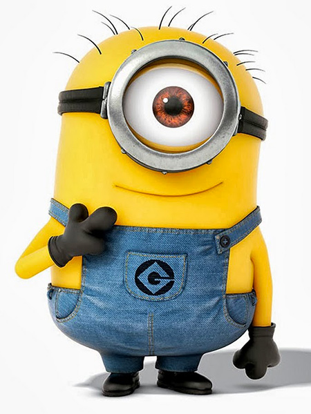Figurine minion carl moi moche et m chant 2 funko pop - Mechant minion ...