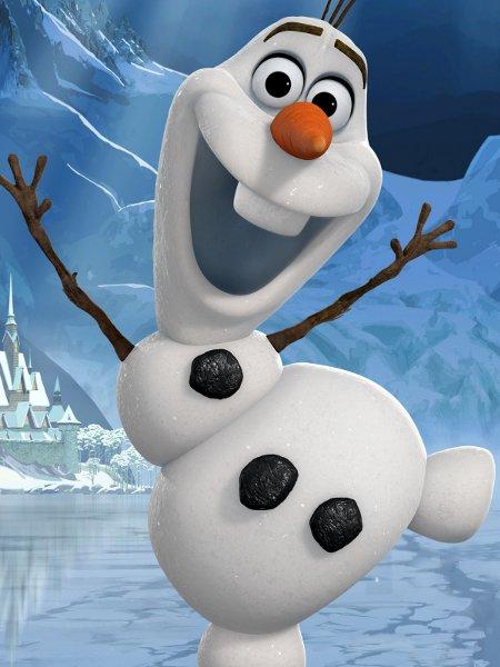 Figurine olaf la reine des neiges 79 funko pop - Bonhomme de neige olaf ...