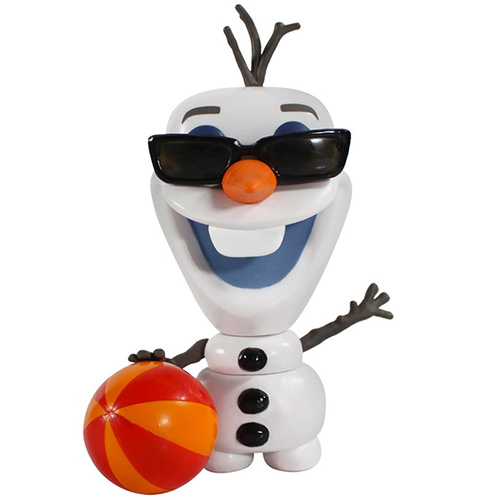 Figurine summer olaf la reine des neiges funko pop - Reine des neiges olaf ...
