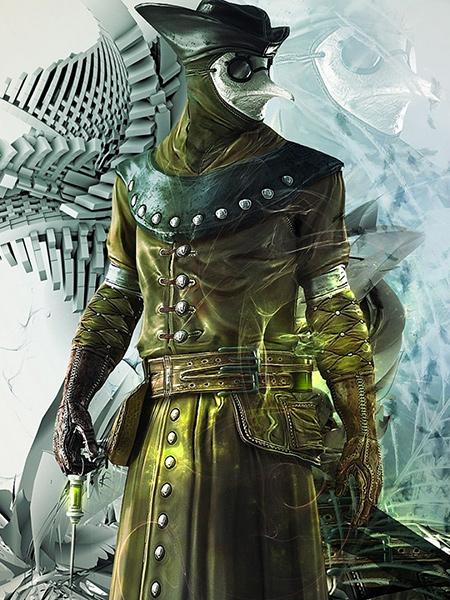 Funko Pop Figurine Plague Doctor Assassin S Creed Brotherhood 24