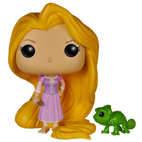 figurine raiponce et pascal raiponce - Raiponce Pascal