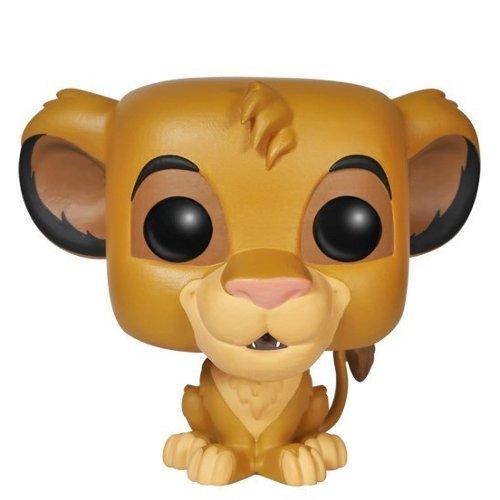 Figurine Simba Le Roi Lion Funko Pop