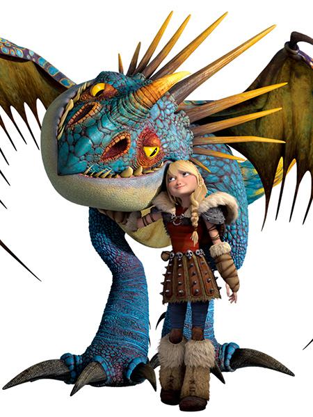 funko pop figurine stormfly how to train your dragon 2 97